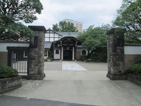 南泉寺(Nansenji)