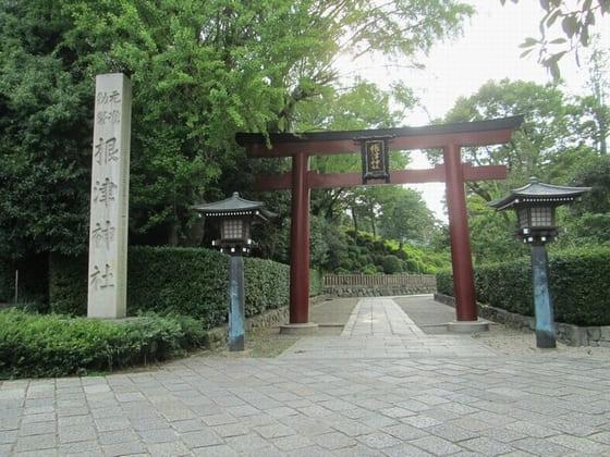 根津神社(Nezujinja)
