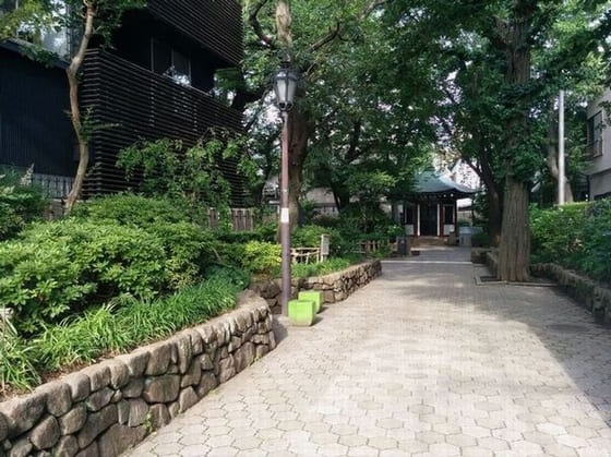 岡倉天心記念公園(Okakuratenshin Memorial Park)