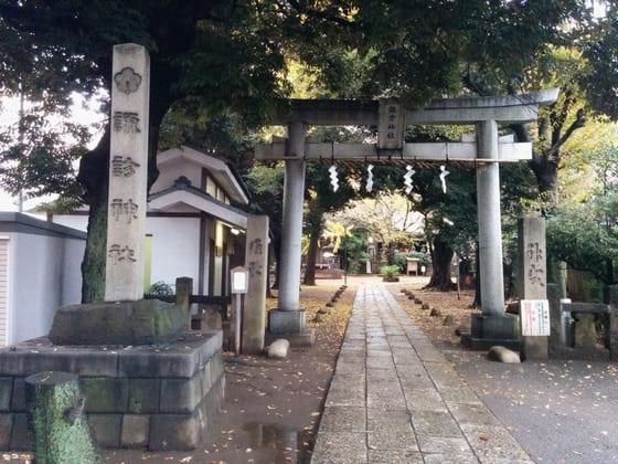 諏方神社(Suwajinja)