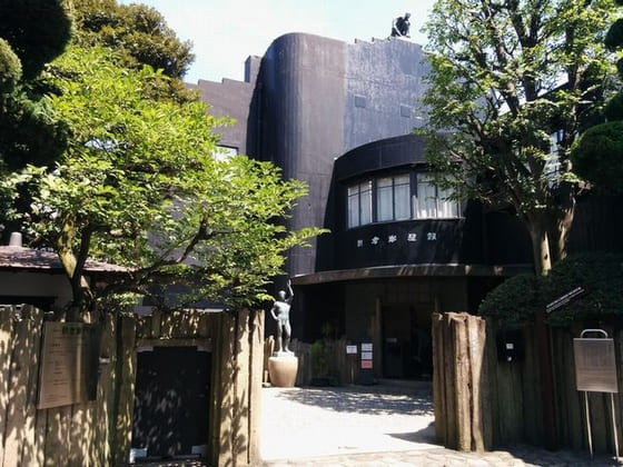朝倉彫塑館(Asakura Sculpture Museum)