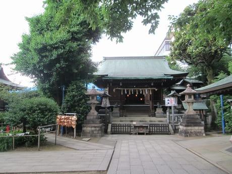 五條天神社(Gojōtenjinja)花園稲荷神社(Hanazonoinarijinja)